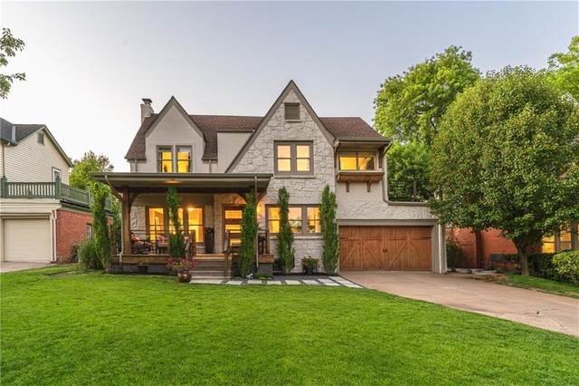 1113 Tedford Way, Nichols Hills, OK 73116 (MLS #899913) :: Homestead & Co