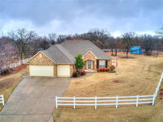 4950 Big Oak Circle, Guthrie, OK 73044 (MLS #899925) :: Homestead & Co