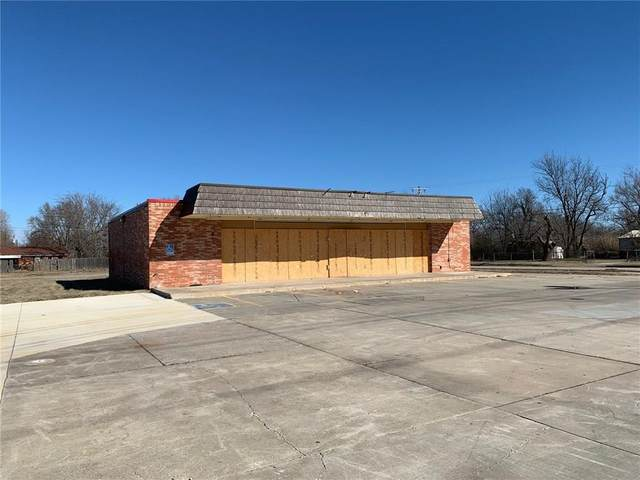 9535 NE 10th Street, Midwest City, OK 73130 (MLS #899926) :: Homestead & Co