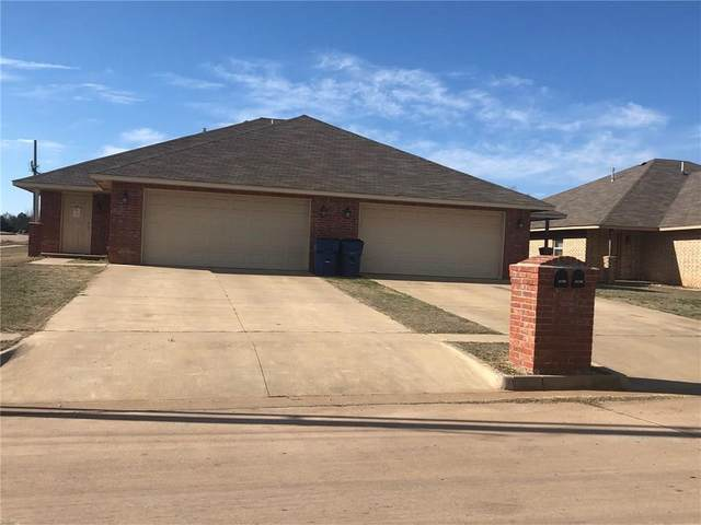 2722 Valley View #2724, Chickasha, OK 73018 (MLS #899930) :: Homestead & Co