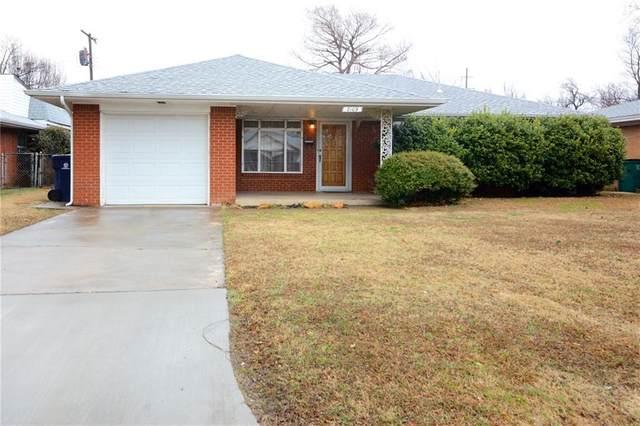 2109 SW 62nd Street, Oklahoma City, OK 73159 (MLS #899931) :: Homestead & Co