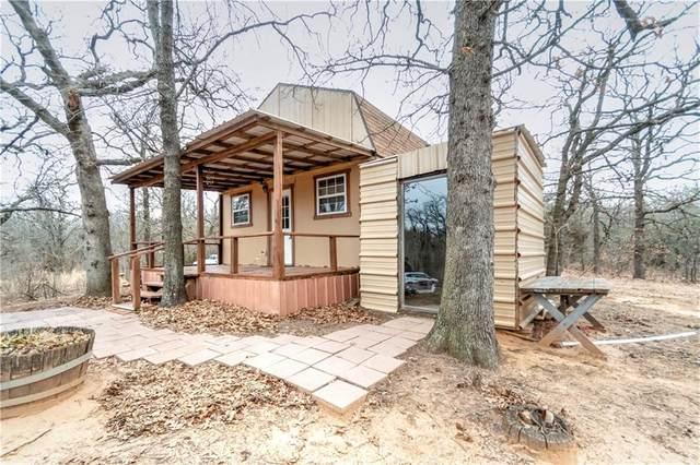 980364 S 3330 Rd Road, Wellston, OK 74834 (MLS #899932) :: Keri Gray Homes