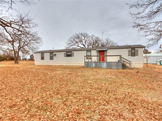 5050 S Seneca Drive, Guthrie, OK 73044 (MLS #899957) :: Homestead & Co