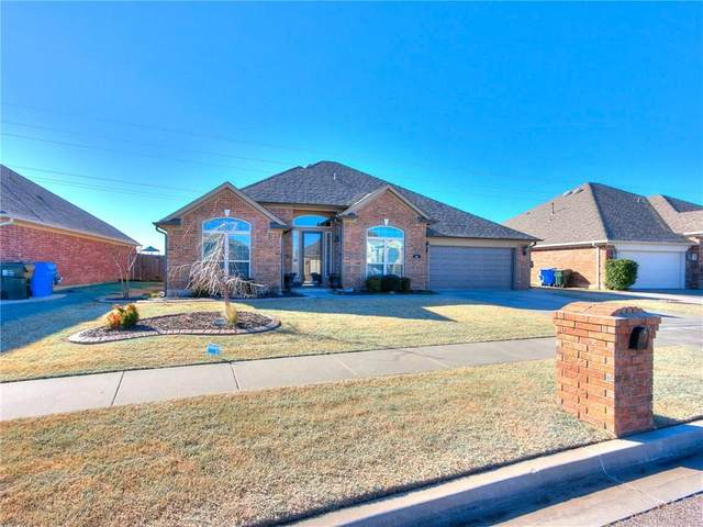 4012 Grange Hill Way, Norman, OK 73072 (MLS #899983) :: Homestead & Co