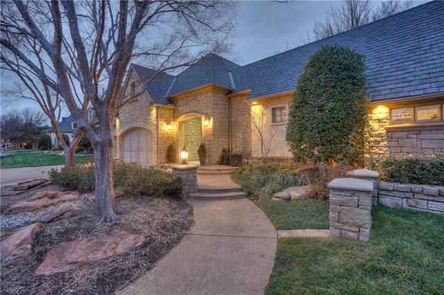 14216 N Calais Circle, Oklahoma City, OK 73142 (MLS #899990) :: Homestead & Co