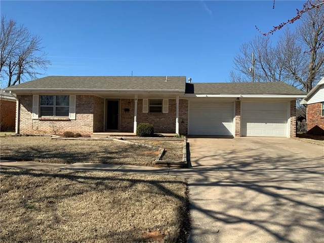 28 Ridgecrest Drive, Chickasha, OK 73018 (MLS #900005) :: Keri Gray Homes
