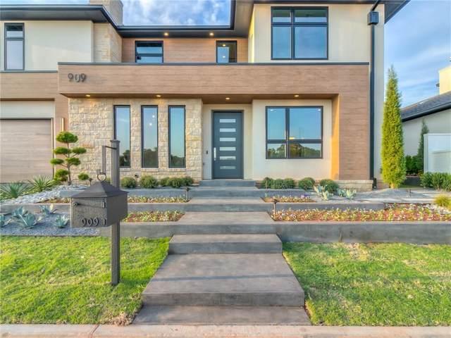 909 NW 156th Street, Edmond, OK 73013 (MLS #900010) :: Homestead & Co