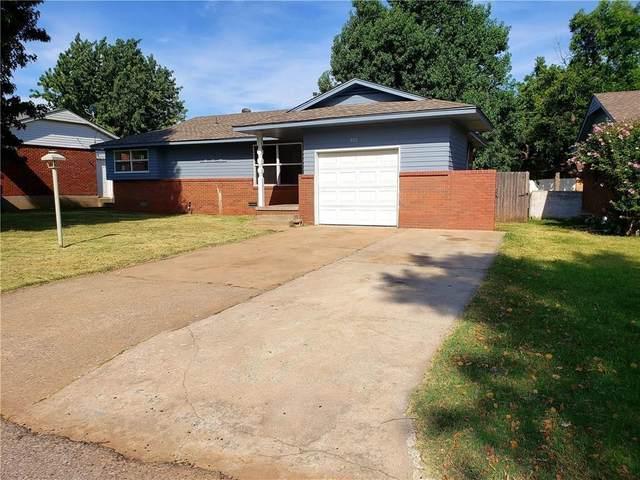220 Cherokee Lane, El Reno, OK 73036 (MLS #900046) :: Homestead & Co
