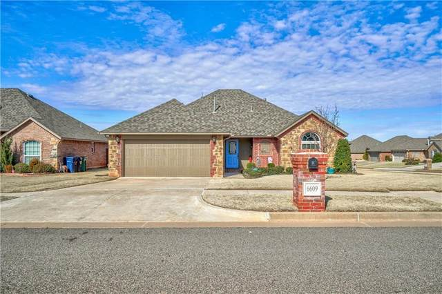 6609 NW 159th Street, Edmond, OK 73013 (MLS #900053) :: Homestead & Co