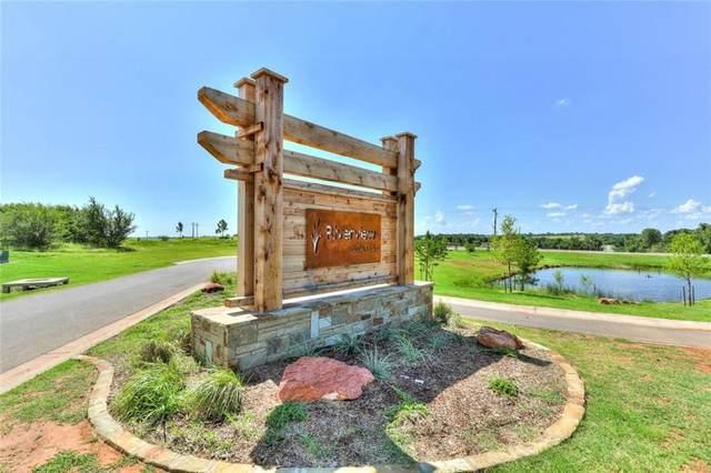 2262 River Ridge Drive, Newcastle, OK 73065 (MLS #900055) :: Homestead & Co