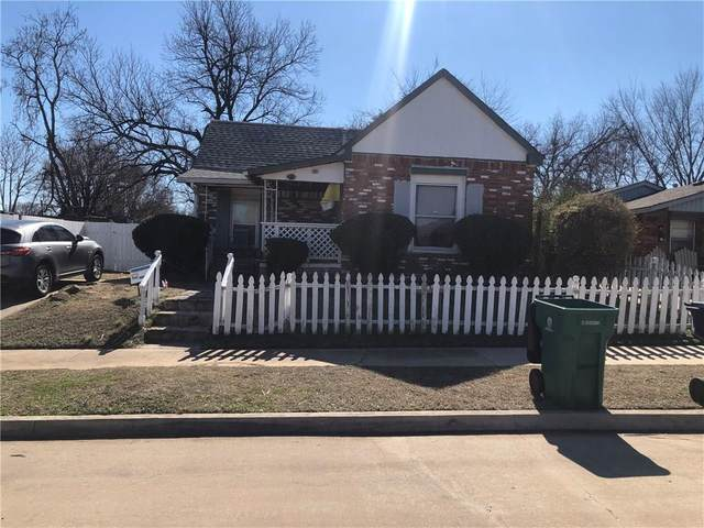 1728 NE Euclid Street, Oklahoma City, OK 73117 (MLS #900060) :: Homestead & Co
