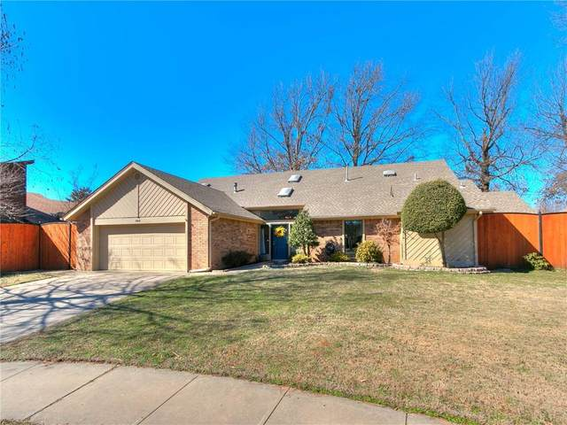 804 Heatherhill Court, Norman, OK 73072 (MLS #900062) :: Homestead & Co