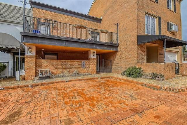 6445 Brandywine Lane No5, Oklahoma City, OK 73116 (MLS #900063) :: Homestead & Co