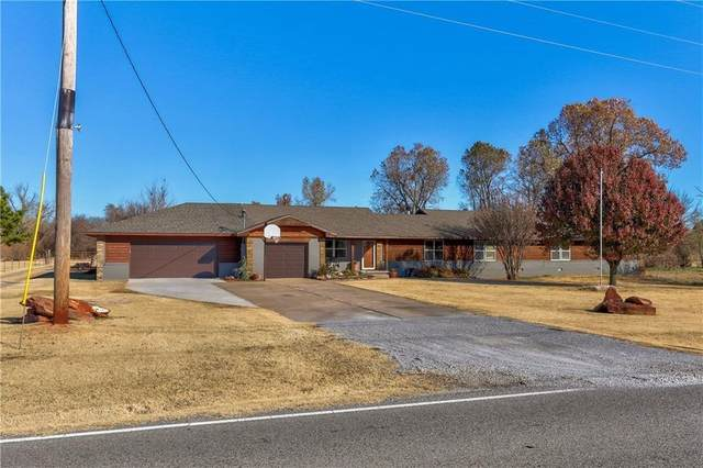 12511 SW 44th Street, Mustang, OK 73064 (MLS #900071) :: The Oklahoma Real Estate Group