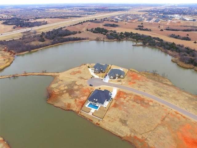 13213 Knight Island Drive, Oklahoma City, OK 73142 (MLS #900076) :: KG Realty