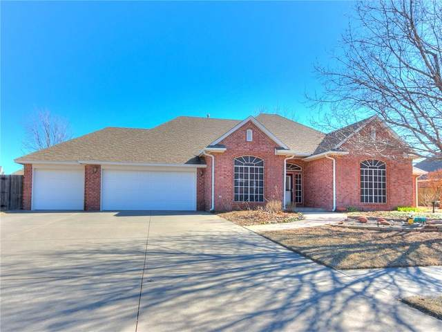 1010 N Savannah Terrace, Mustang, OK 73064 (MLS #900077) :: The Oklahoma Real Estate Group