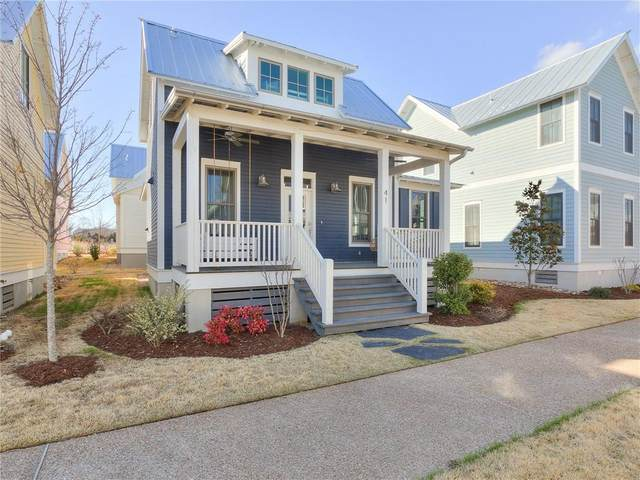 41 Center Lane, Eufaula, OK 74432 (MLS #900080) :: Keri Gray Homes
