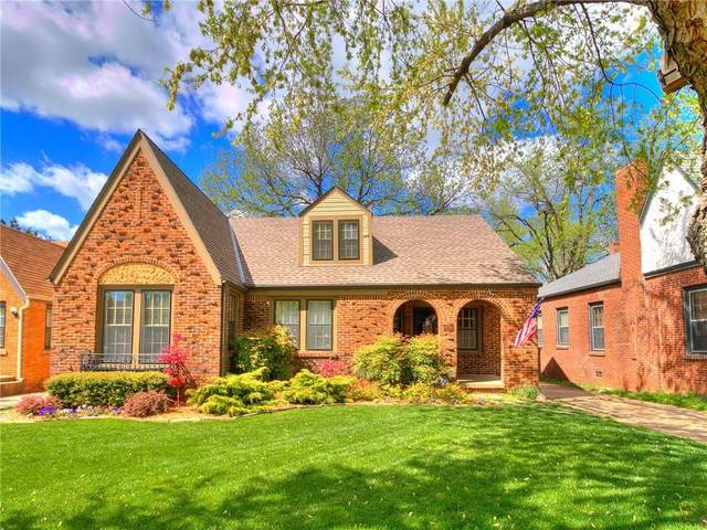 217 NW 31st Street, Oklahoma City, OK 73118 (MLS #900084) :: Homestead & Co
