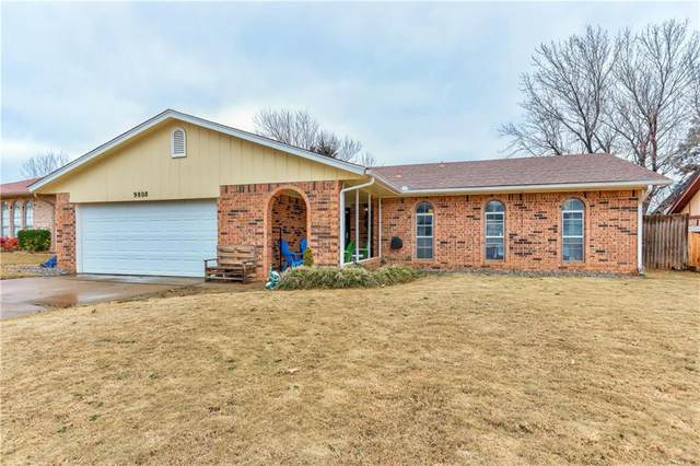 9808 Indigo Road, Oklahoma City, OK 73159 (MLS #900088) :: Homestead & Co