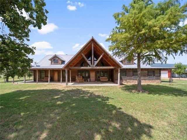 6200 SE 230th Road, Talihina, OK 74571 (MLS #900110) :: Keri Gray Homes