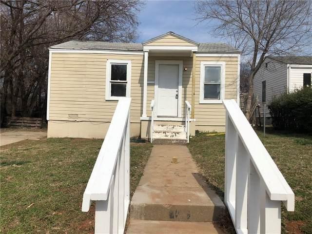 1449 E Park Place, Oklahoma City, OK 73117 (MLS #900122) :: Keri Gray Homes