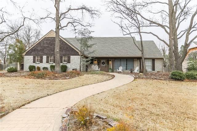12112 Blue Sage Road, Oklahoma City, OK 73120 (MLS #900123) :: Homestead & Co