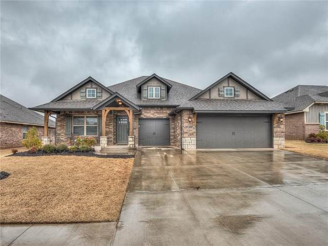 9917 NW 143rd Street, Yukon, OK 73099 (MLS #900137) :: Homestead & Co