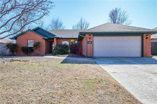 4000 Sparkle Street, Norman, OK 73072 (MLS #900141) :: Homestead & Co