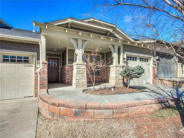 417 Outer Banks Way, Edmond, OK 73034 (MLS #900147) :: Homestead & Co