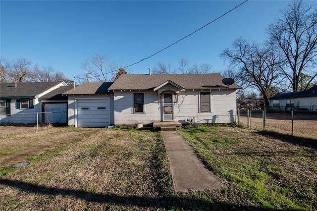 914 E Wagner Avenue, Pauls Valley, OK 73075 (MLS #900173) :: Homestead & Co