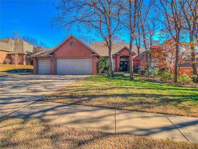 2716 Ashe Brooke Place, Edmond, OK 73034 (MLS #900177) :: Homestead & Co