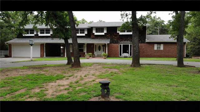 1601 W Walnut Street, Tecumseh, OK 74873 (MLS #900179) :: Homestead & Co