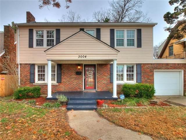 3004 NW 12th Street, Oklahoma City, OK 73107 (MLS #900185) :: Homestead & Co