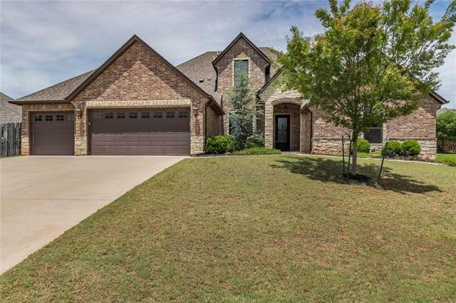 517 Celtic Court, Edmond, OK 73025 (MLS #900187) :: Homestead & Co