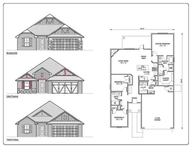 3817 Windgate West, Test Oklahoma township, OK 73179 (MLS #900188) :: Homestead & Co