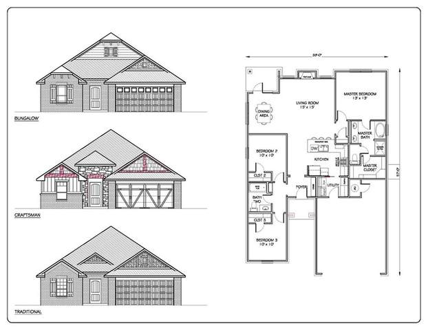 3813 Windgate West, Oklahoma City, OK 73179 (MLS #900195) :: Homestead & Co