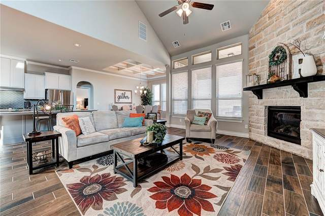 16216 Whispering Winds Lane, Edmond, OK 73013 (MLS #900196) :: Homestead & Co