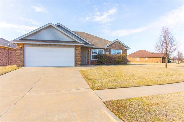 13625 Bradbury Lane, Piedmont, OK 73078 (MLS #900200) :: The Oklahoma Real Estate Group