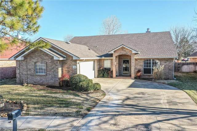 1865 Olde School Road, Edmond, OK 73012 (MLS #900213) :: Homestead & Co