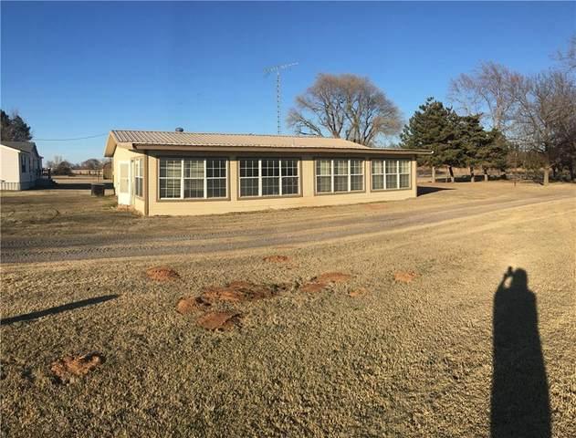 1111 N Avery Landing Road, Fort Cobb, OK 73038 (MLS #900214) :: Homestead & Co