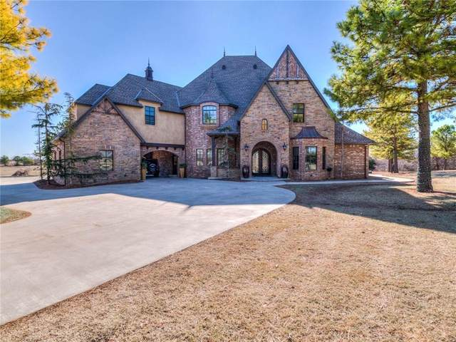 404 Jefferies Drive, Tuttle, OK 73089 (MLS #900216) :: Keri Gray Homes