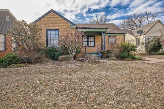 512 NW 36th Terrace, Oklahoma City, OK 73118 (MLS #900217) :: Homestead & Co