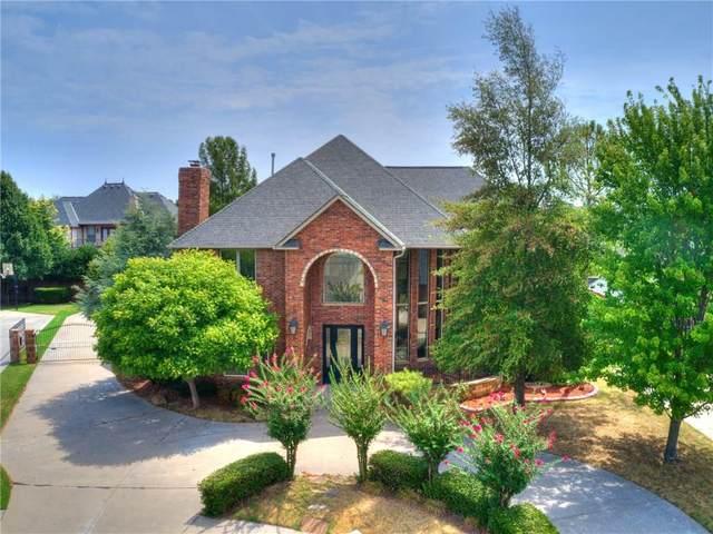12900 Doriath Way, Oklahoma City, OK 73170 (MLS #900229) :: Homestead & Co