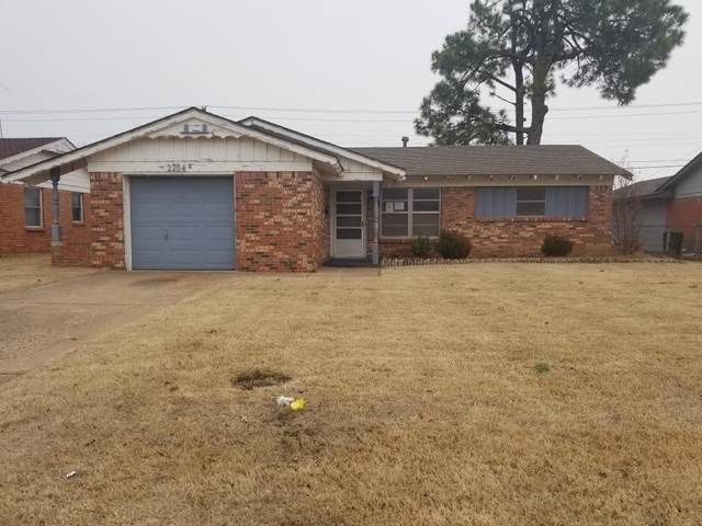 2204 N Gleason Avenue, Bethany, OK 73008 (MLS #900234) :: The Oklahoma Real Estate Group