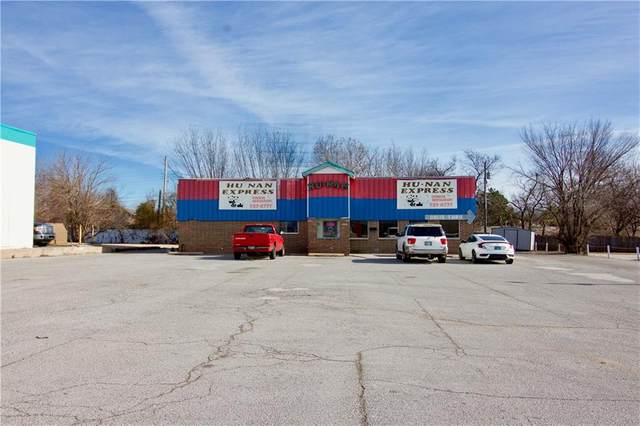 308 S Air Depot Boulevard, Midwest City, OK 73110 (MLS #900245) :: Homestead & Co