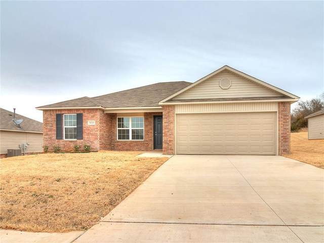 1824 Land Run Drive, El Reno, OK 73036 (MLS #900282) :: Homestead & Co