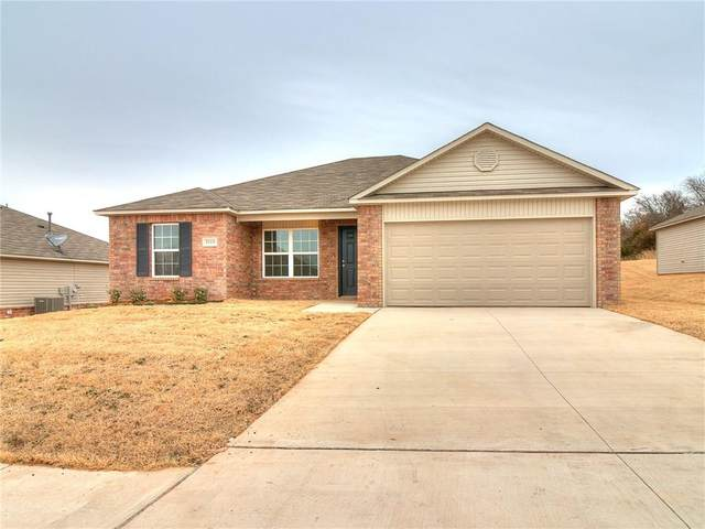 1828 Land Run Drive, El Reno, OK 73036 (MLS #900293) :: Homestead & Co