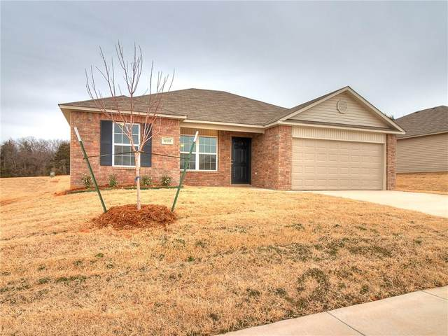 1832 Land Run Drive, El Reno, OK 73036 (MLS #900300) :: Homestead & Co