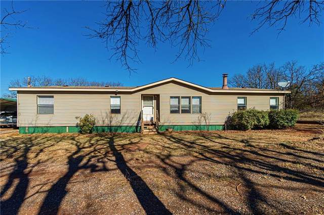 21333 Sunset Lane, Harrah, OK 73045 (MLS #900305) :: Erhardt Group at Keller Williams Mulinix OKC