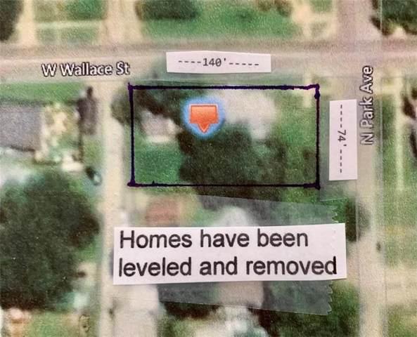 736 N Park Avenue, Shawnee, OK 74801 (MLS #900335) :: Homestead & Co